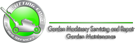 Garden Machinery repair and servicing in Woodley