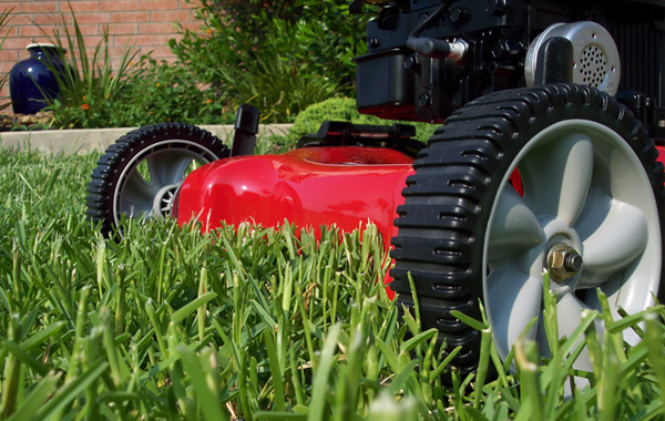 Garden machinery and lawnmower servicing